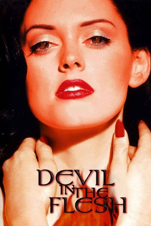 The poster of Devil in the Flesh