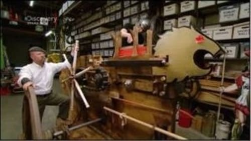 MythBusters: Season 2010 – Épisode Reverse Engineering