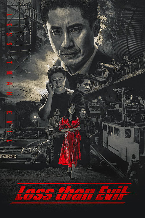 Nonton Drama Korea Bad Detective (Less than Evil) (2018)