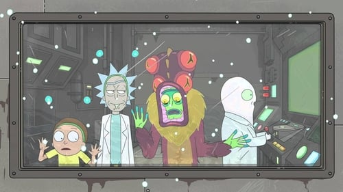 Rick and Morty - Season 2 - Episode 6: The Ricks Must Be Crazy