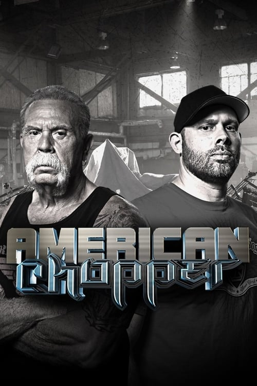 American Chopper cover