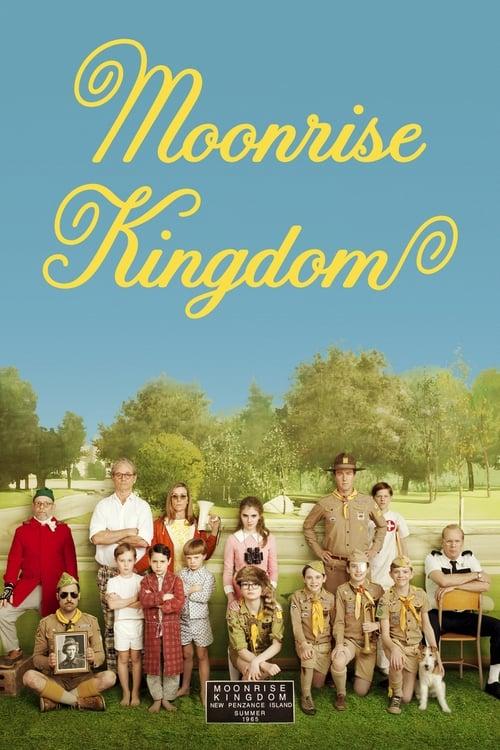 Moonrise Kingdom ( Yükselen Ay Krallığı )