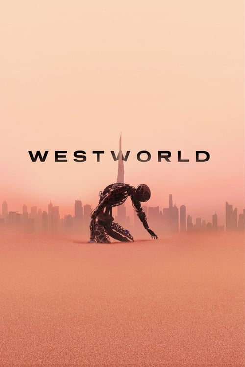 The poster of Westworld