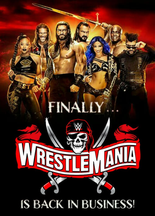 Here page found WWE WrestleMania 37 (Night 1)
