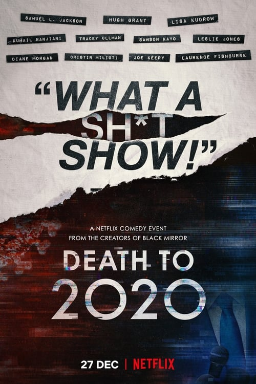 Death to 2020 - Poster