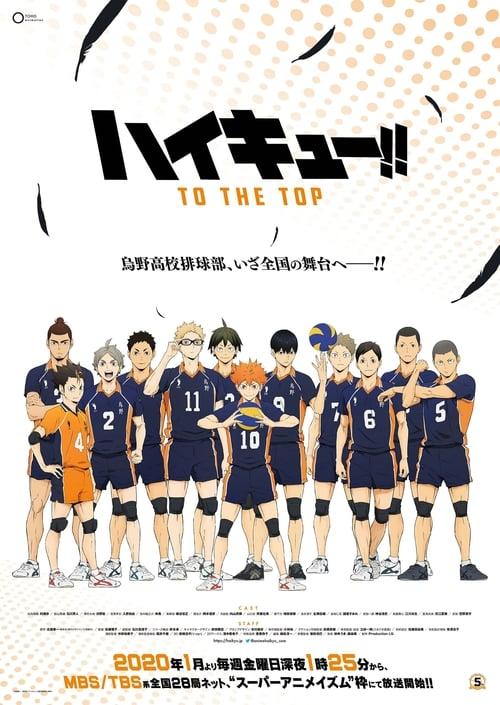 Haikyu!!: To the Top