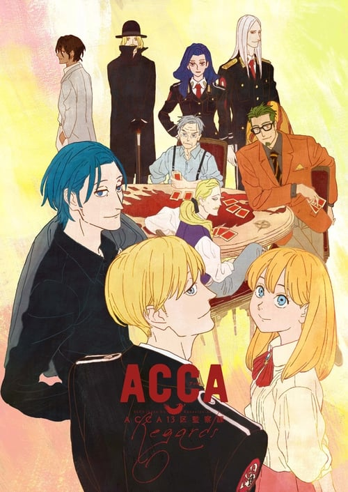 Watch ACCA: 13-ku Kansatsu-ka - Regards Online Speedvid