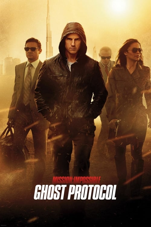 Largescale poster for Mission: Impossible - Ghost Protocol