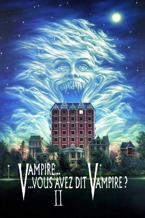 Vampire… vous avez dit vampire ? II (1988)