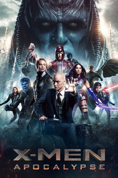 ➤ X-Men: Apocalypse (2016) streaming fr
