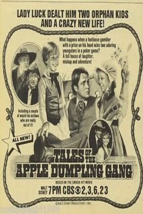Regarder Tales of the Apple Dumpling Gang Doublée En Français