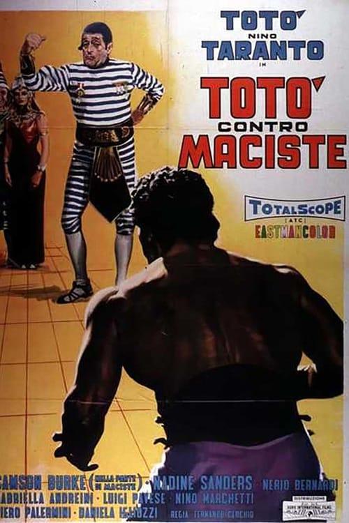 Filme Totò contro Maciste Em Português Online