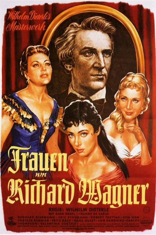 [OpenLoad] Frauen um Richard Wagner - 1955″ Stream German