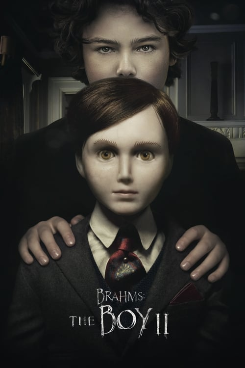 Largescale poster for Brahms: The Boy II