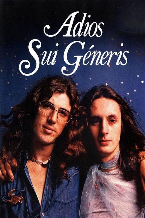 Farewell, Sui Géneris (1976)