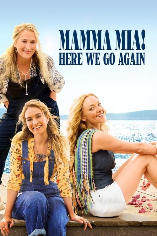 Poster von Mamma Mia! Here We Go Again