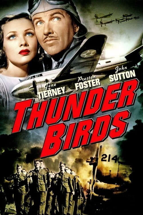 Assistir Thunder Birds Com Legendas