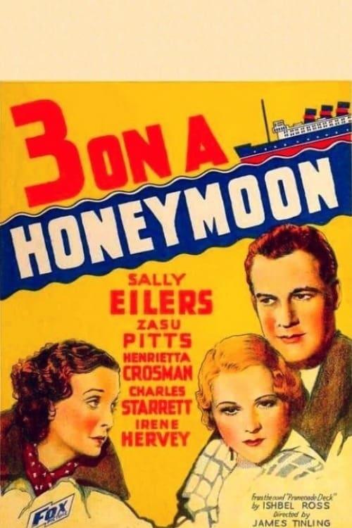 Film Ansehen Three on a Honeymoon Online