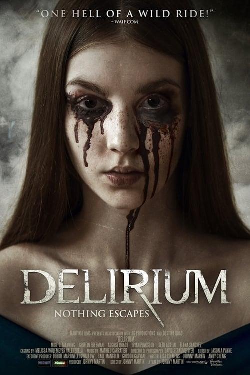 Постер фильма Делириум