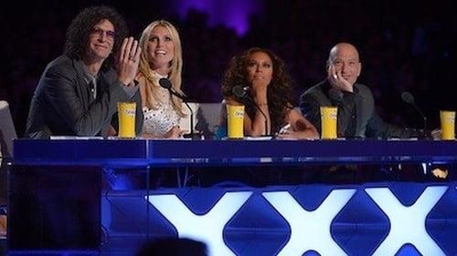 America's Got Talent: Season 8 – Episode First live show