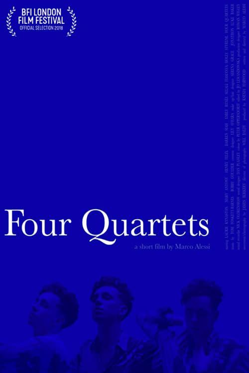 Four Quartets (2018) Poster