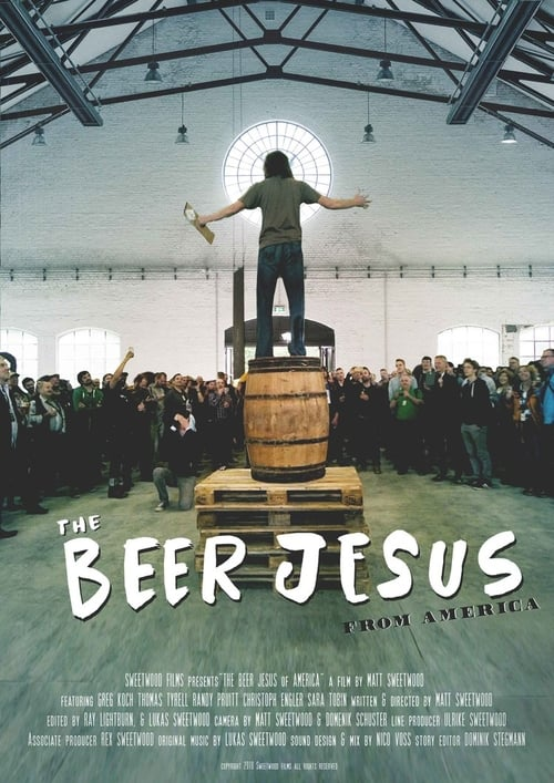 The Beer Jesus from America What I was looking for