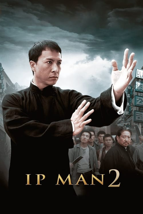 Watch streaming Ip Man 2