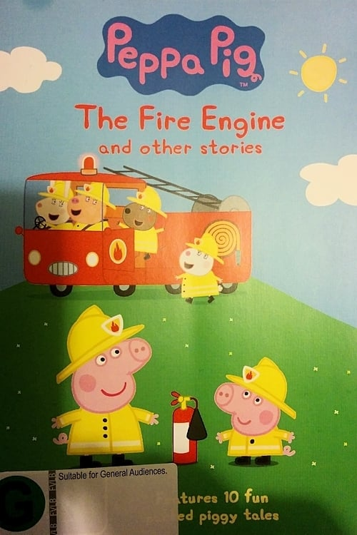 Peppa Pig: The Fire Engine and Other Stories MEGA