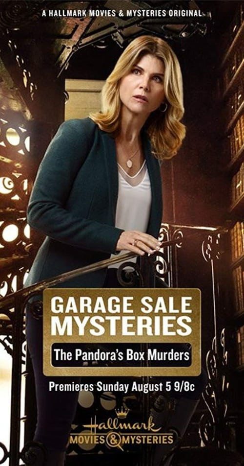 Found here Garage Sale Mystery: The Pandora's Box Murders
