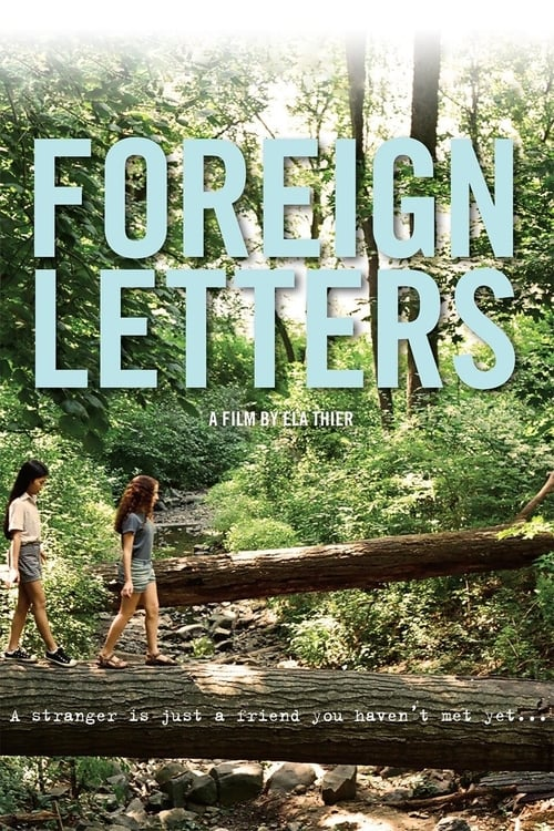 Foreign Letters (2012) Poster