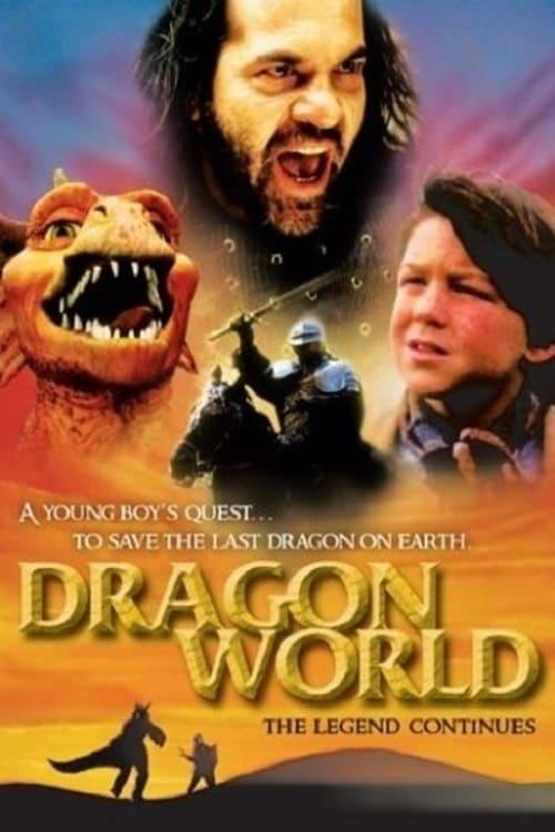 Dragonworld - Der letzte Drache Film Plein Écran Doublé Gratuit en Ligne 4K HD