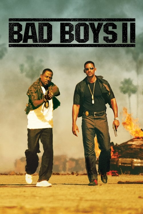 Bad Boys II - Poster