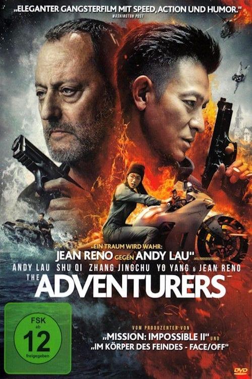 Poster von The Adventurers
