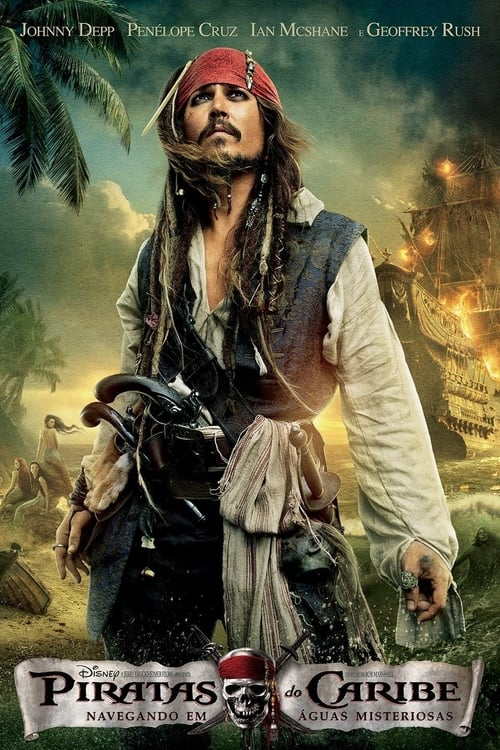 Assistir Coleção Piratas Do Caribe - HD 1080p Dublado Online Grátis HD