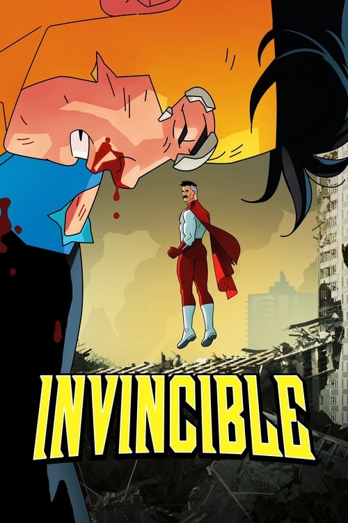 Invincible Season 1 Episode 7 : WE NEED TO TALK