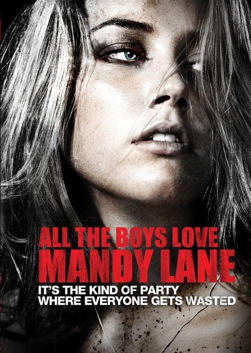 Streaming All the Boys Love Mandy Lane (2008) Full Movie