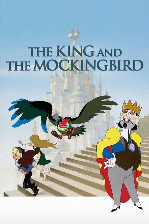 Largescale poster for The King and the Mockingbird