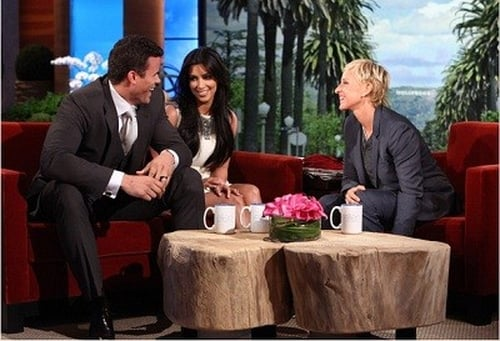 The Ellen DeGeneres Show: Season 9 – Episode Kim Kardashian & Kris Humphries, Angus T. Jones