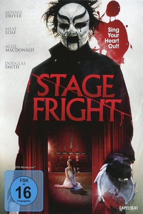 Herunterladen Stage Fright In Deutsch Synchronisiert