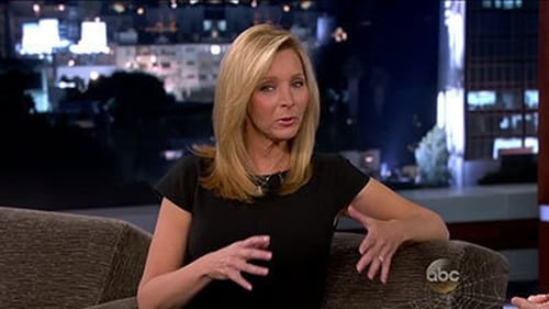 Jimmy Kimmel Live!: Season 11 – Episod Lisa Kudrow; Malcolm Gladwell; Kings of Leon