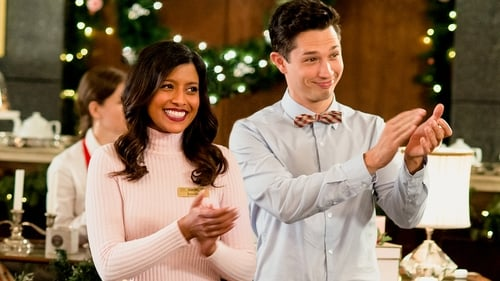 Christmas 9 to 5 (2019) Hollywood Full Movie Watch Online Free Download HD