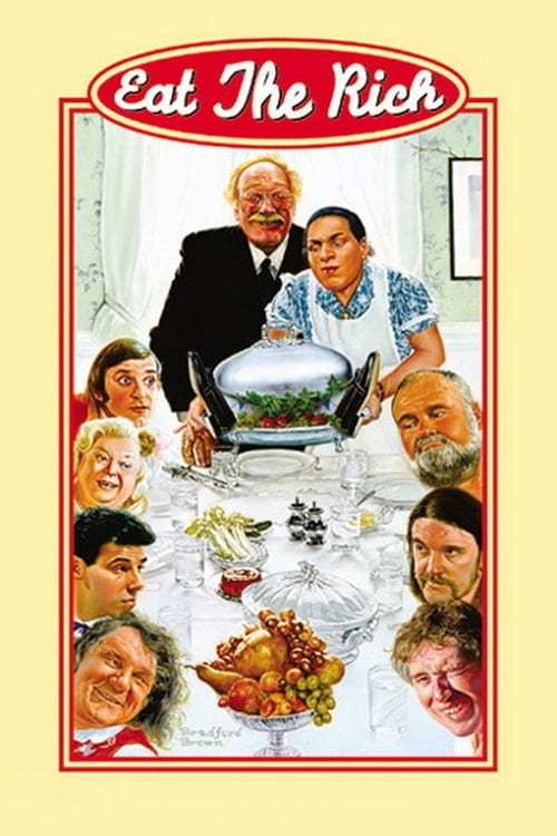 Eat the Rich (1987) Poster