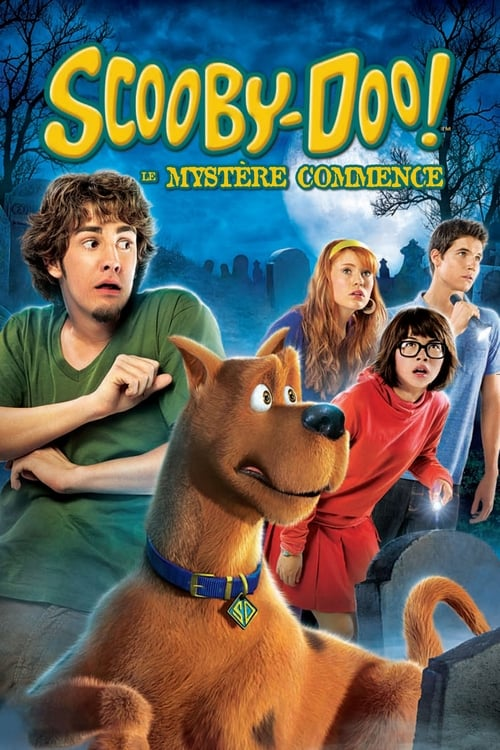 Regarder Le Film Scooby-Doo ! Le mystère commence Entièrement Doublé