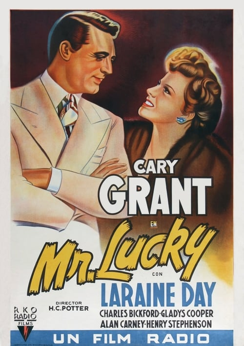 Película Mr. Lucky Con Subtítulos