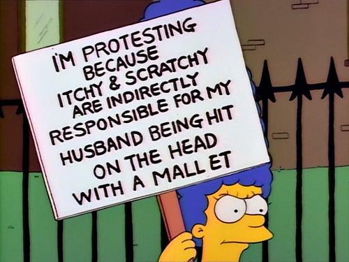 Comichão, Coçadinha e Marge