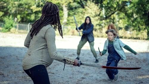 The Walking Dead - Season 9 - Episode 14: Scars