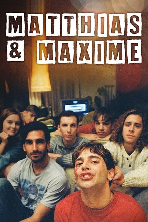Matthias & Maxime - Drama / 2021 / ab 12 Jahre