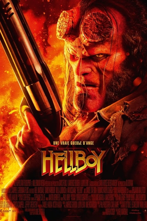 Voir $ Hellboy (2019) Film en Streaming VF