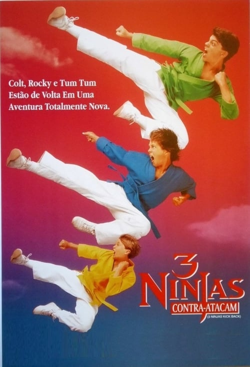 Assistir Filme 3 Ninjas Contra-Atacam Com Legendas On-Line