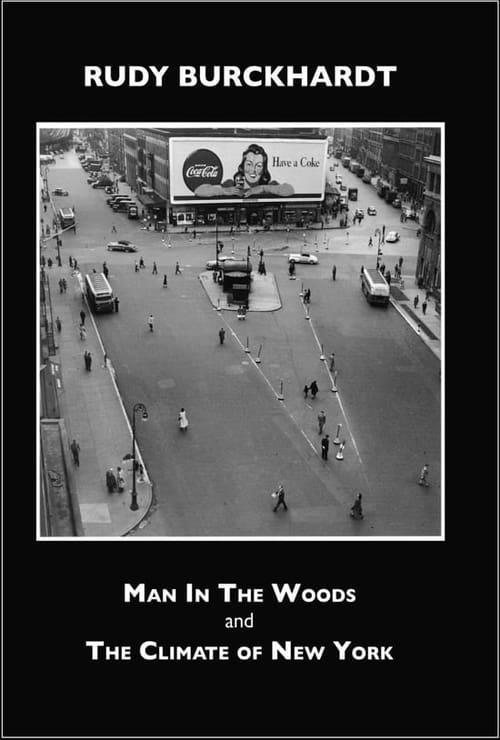 Rudy Burckhardt: Man in the Woods